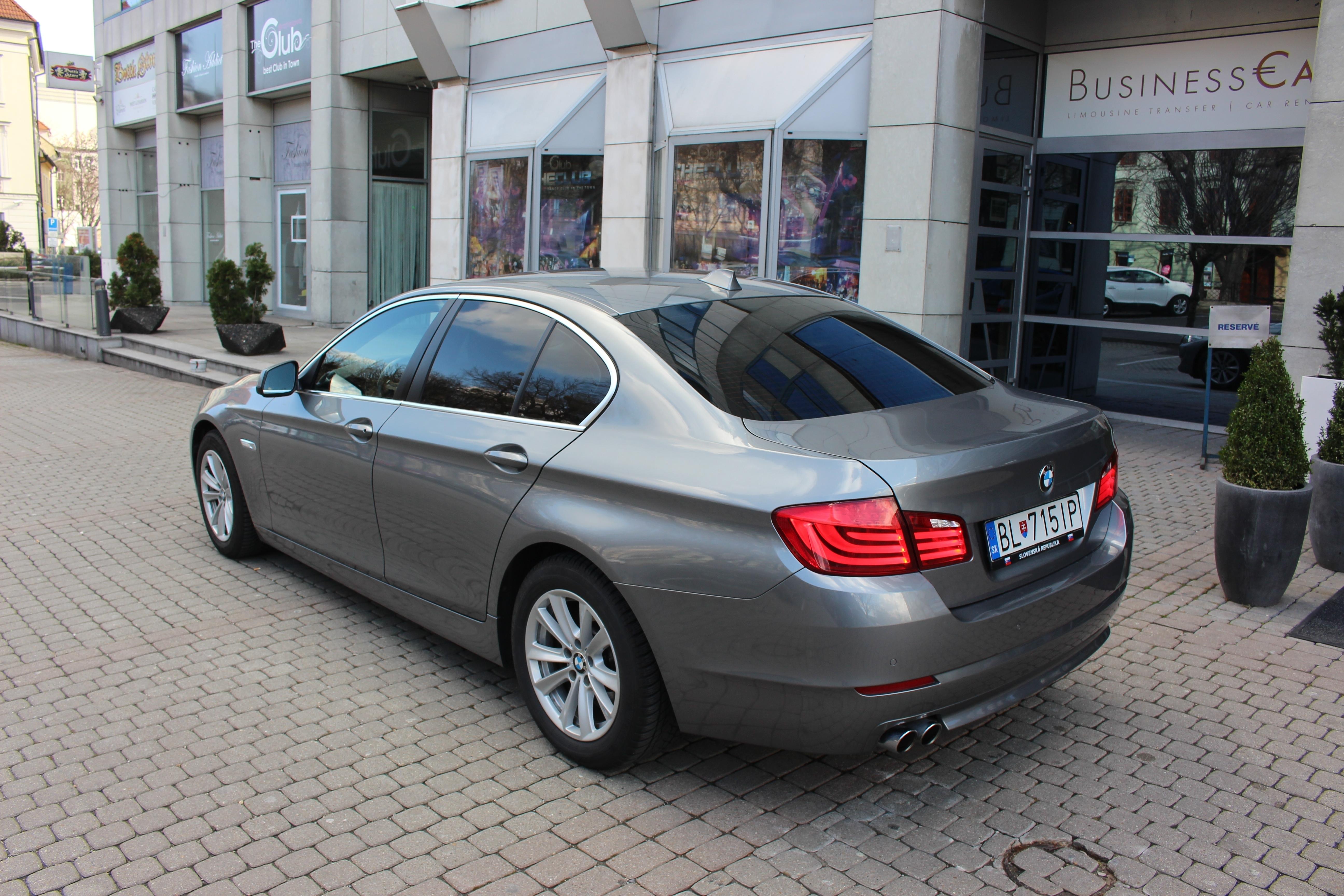 Bratislava Luxury Car Rental